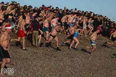 ALdeburgh Boxing Day swim 2016 - 0027 - December 26, 2016 - copyright Foyers Photography