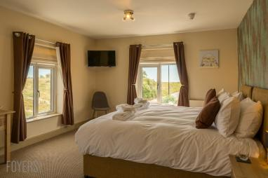 Bedroom at the Sail Loft Southwold