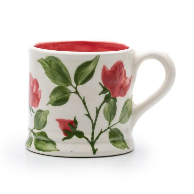 Fabulous hand painted mugs by Hannah Berridge