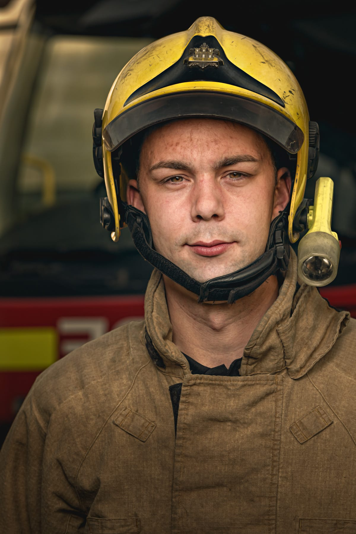 Firefighter Mark Lye, Manager at Suffolk Coastal Norse