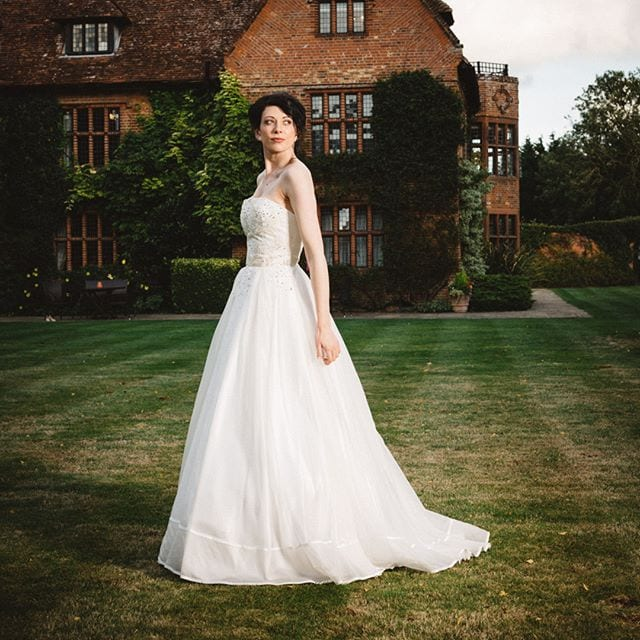 From recent bridle dress photoshoot at Woodhall Manor with @martin_dobson_couture @innov8hair @woodhallmanor @bespoke_celebration_cakes . . . . .