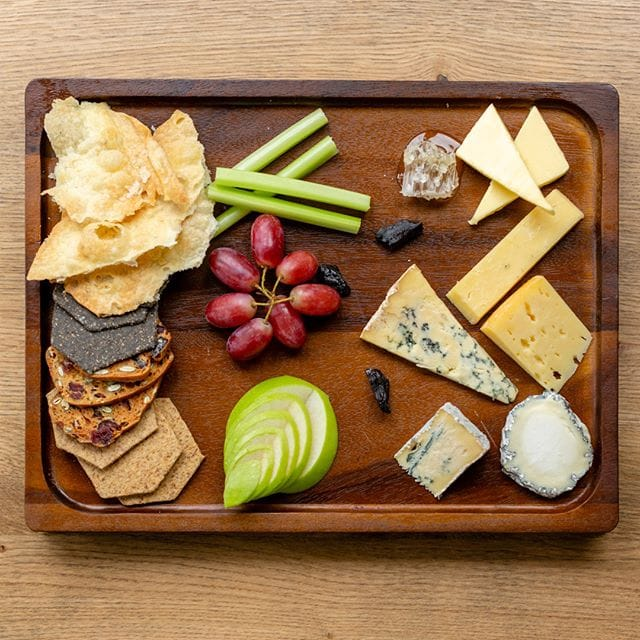 Suffolk Cheese Board - Bell Hotel, Clare