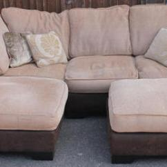 Corner Sofa Dfs Martinez Cheap Recliner Set Pair Stool In Haywards Heath Expired Friday Ad Formal Back