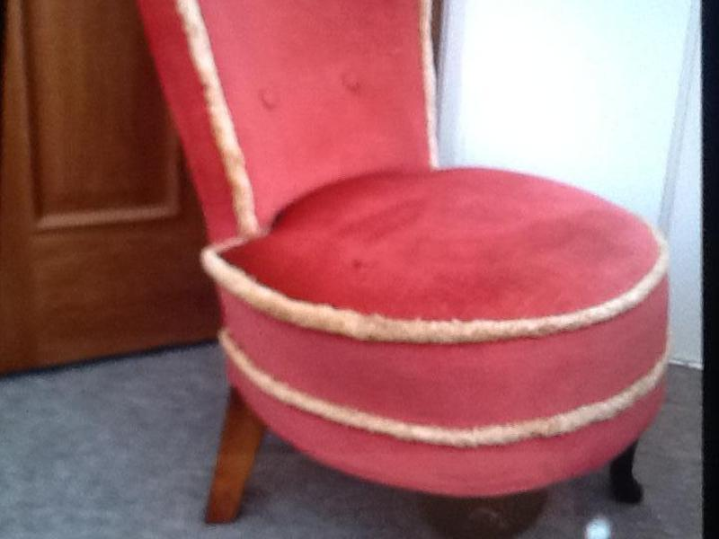 bedroom chair pink velvet trakker accessories vintage small in hove friday ad