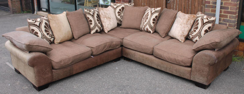 corner sofa dfs martinez reupholstery diy large in haywards heath expired friday ad