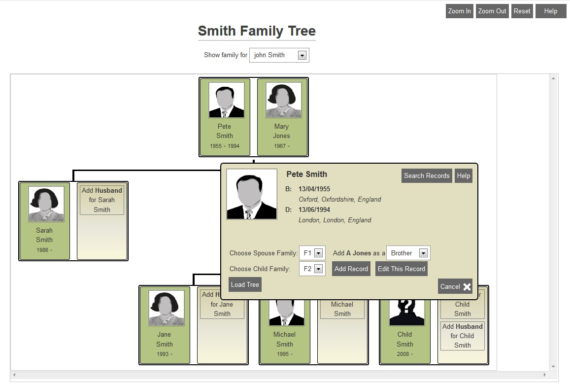 Watch Your Family Tree Blossom With Forces War Records