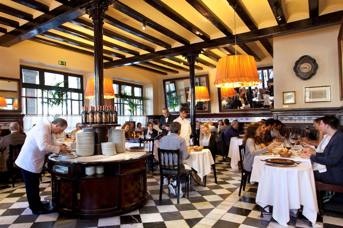 Los restaurantes ms antiguos de Espaa  Gua Repsol