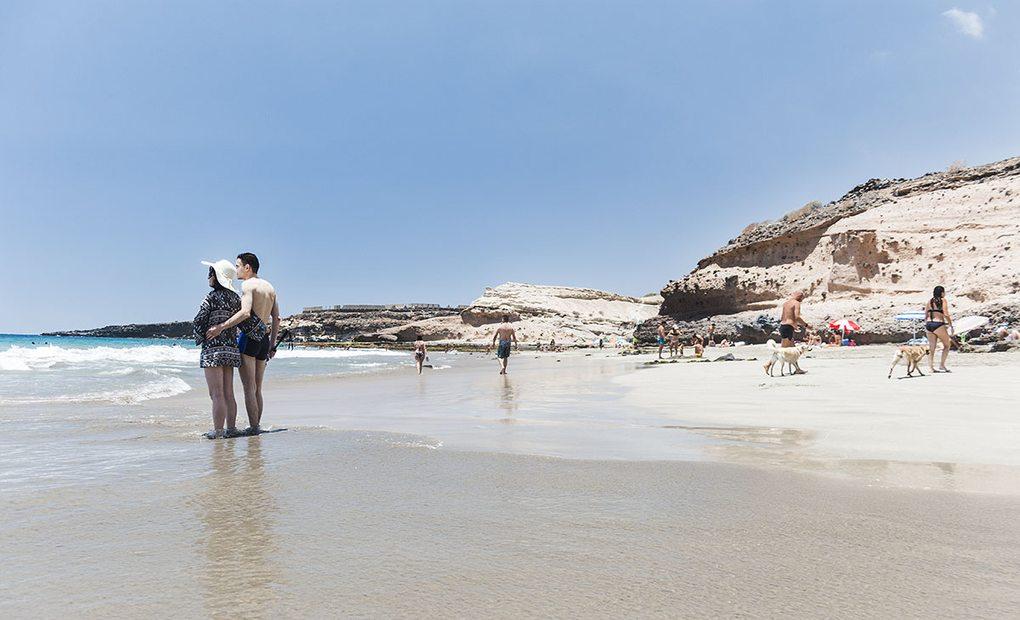 Playas escondidas de Tenerife Canarias  Gua Repsol