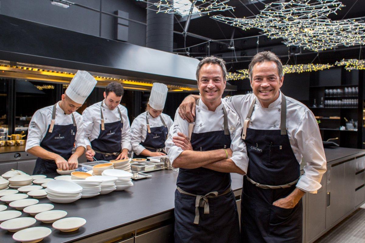 Cocina Hermanos Torres un restaurante en familia  Gua