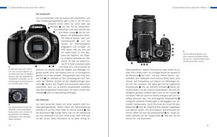 Canon EOS 1100D. Das Kamerahandbuch. Ihre Kamera im