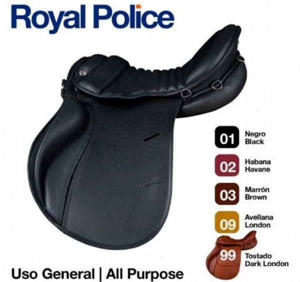 Silla Inglesa Uso General Royal Police Zaldi