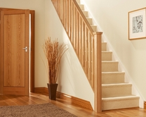 home depot kitchen handles stair parts | stairs, staircases, newel posts and more ...