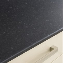 Commercial Kitchen Flooring Cost To Have Cabinets Painted Black Granite Effect Worktop 28mm | Worktops ...