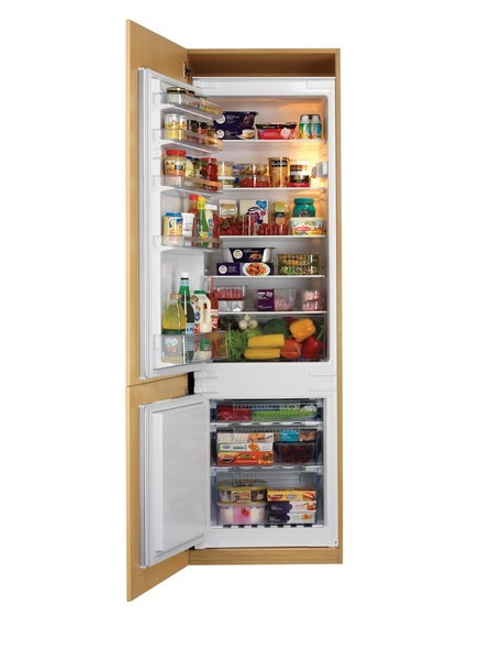 commercial kitchen supply store trailers bosch fridge freezer: integrated 70/30 | howdens joinery