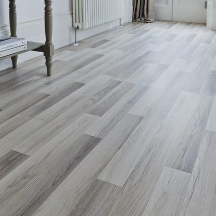 Professional Light Grey Oak laminate flooring  Howdens professional flooring  Flooring