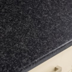 What Is The Best Paint For Kitchen Cabinets Rustic Black Jet Bathroom Worktop | Howdens Joinery