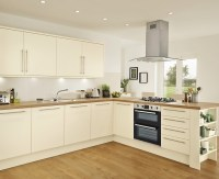 Stockbridge Super Matt Cream Kitchen Range | Universal ...