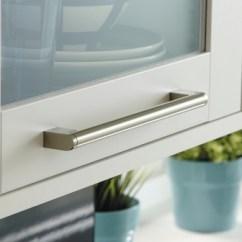 Bosch Kitchen Appliances Kmart Nickel Effect Bar Handle | Handles Howdens Joinery