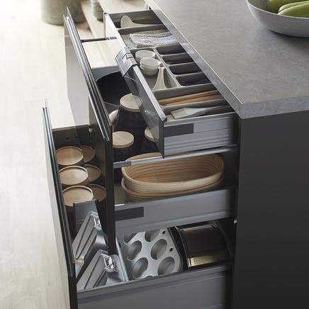 amazon kitchen island outdoor store clerkenwell super matt slate grey | contemporary ...