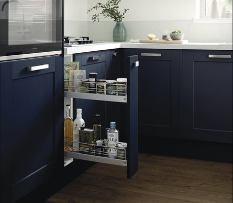 navy kitchen cabinets easiest floor to keep clean fairford | shaker kitchens howdens joinery
