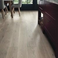 Pre-Finished Fast Fit Light Grey Oak Flooring | Howdens ...