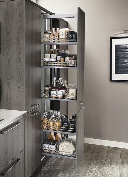 Upgrade fullheight pullout larder  Kitchen storage