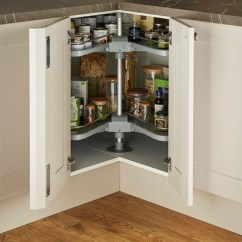 Corner Kitchen Cabinet Solutions Wall Sizes For Cabinets Premium Carousel | Storage ...