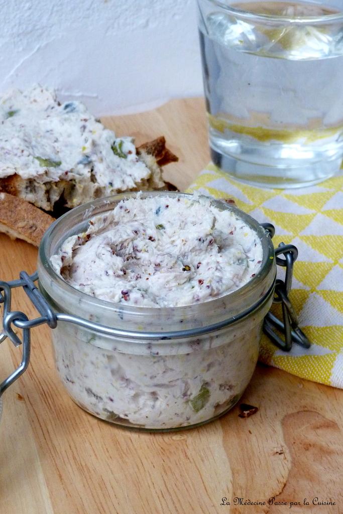 Rillettes De Sardines Moutarde : rillettes, sardines, moutarde, Rillettes, Maquereaux, Moutarde, Grand-mère, Recette, Docteur, Chocolatine