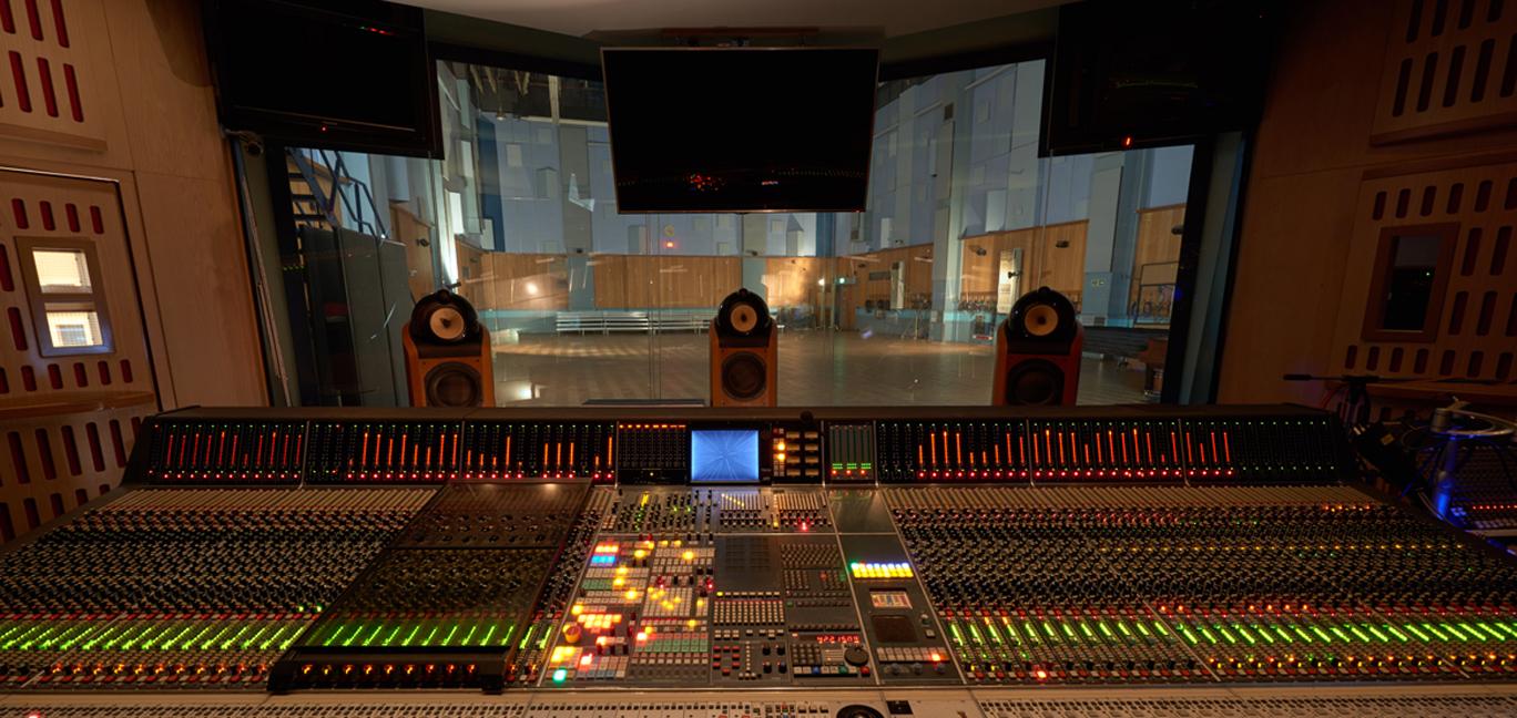 Recording  Mixing  Abbey Road Studios