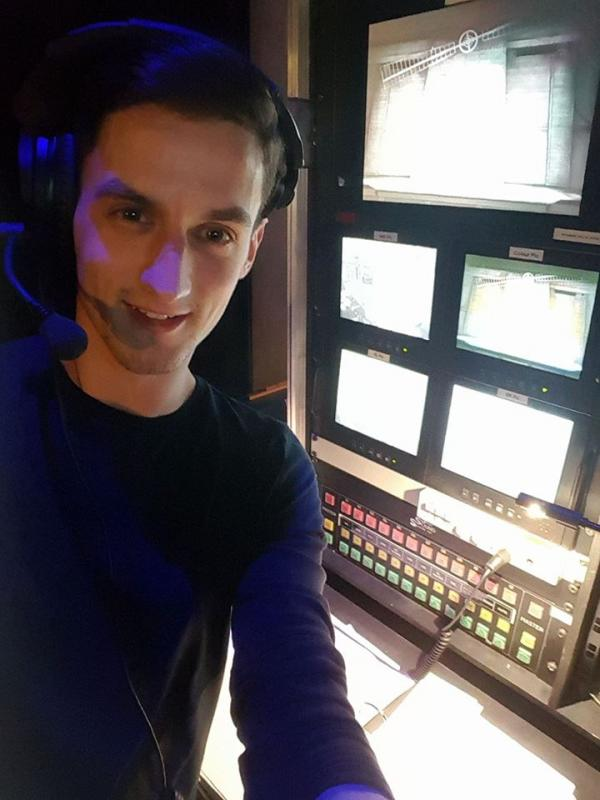 Gareth Newcombe Deputy Stage Manager Assistant Stage