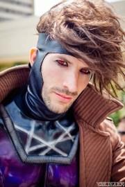 superhero week gambit cosplay