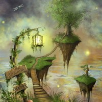The meaning of places in dreams and their omens