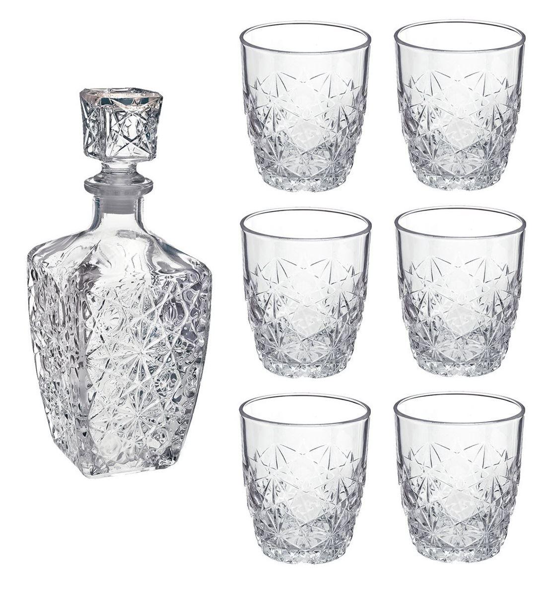 Bormioli Rocco Dedalo Whisky Spirit Decanter 750ml 6