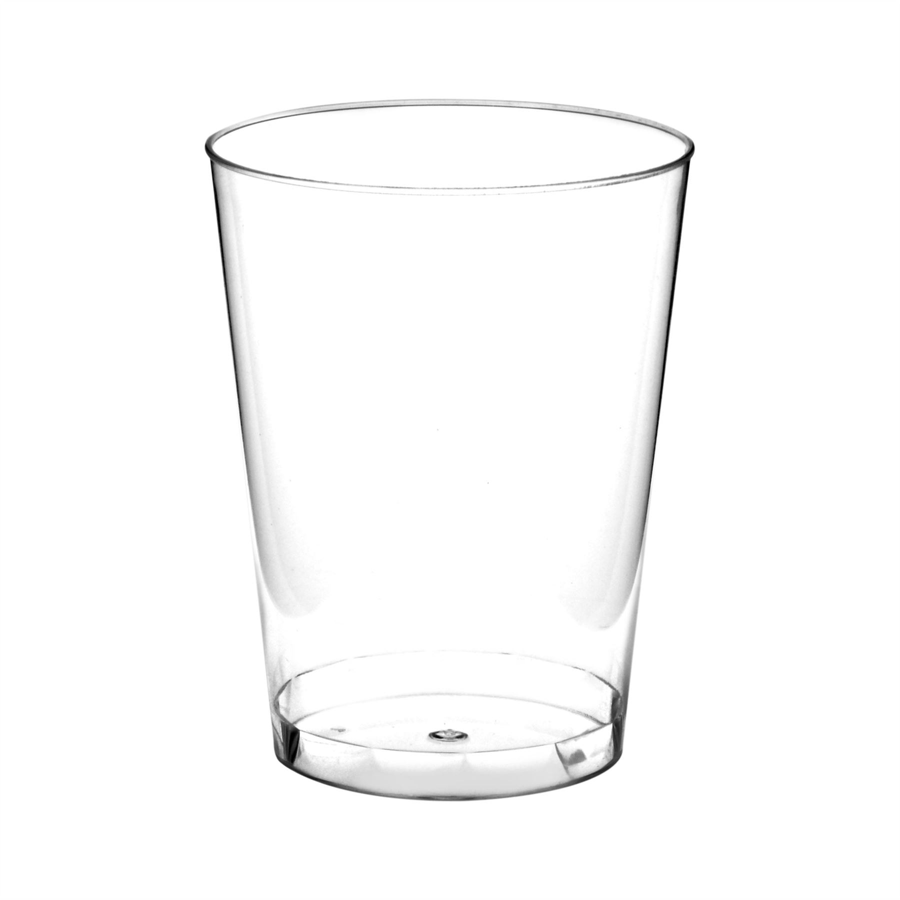 Plastic Tumblers Hi Balls Outdoor Strong Dining Drinking