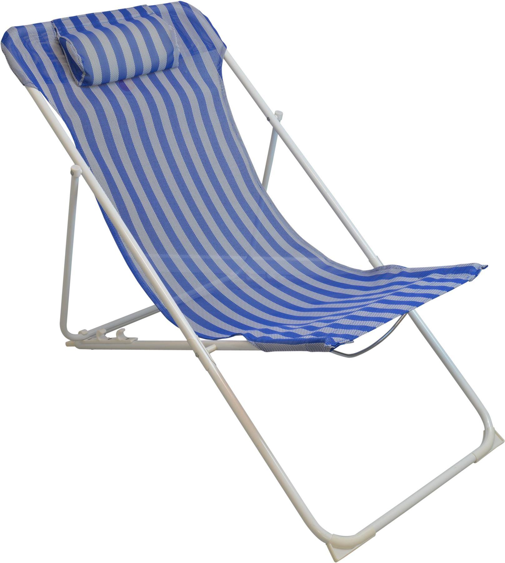 blue metal folding chairs tablecloths chair covers and sashes deckchair garden beach seaside deck