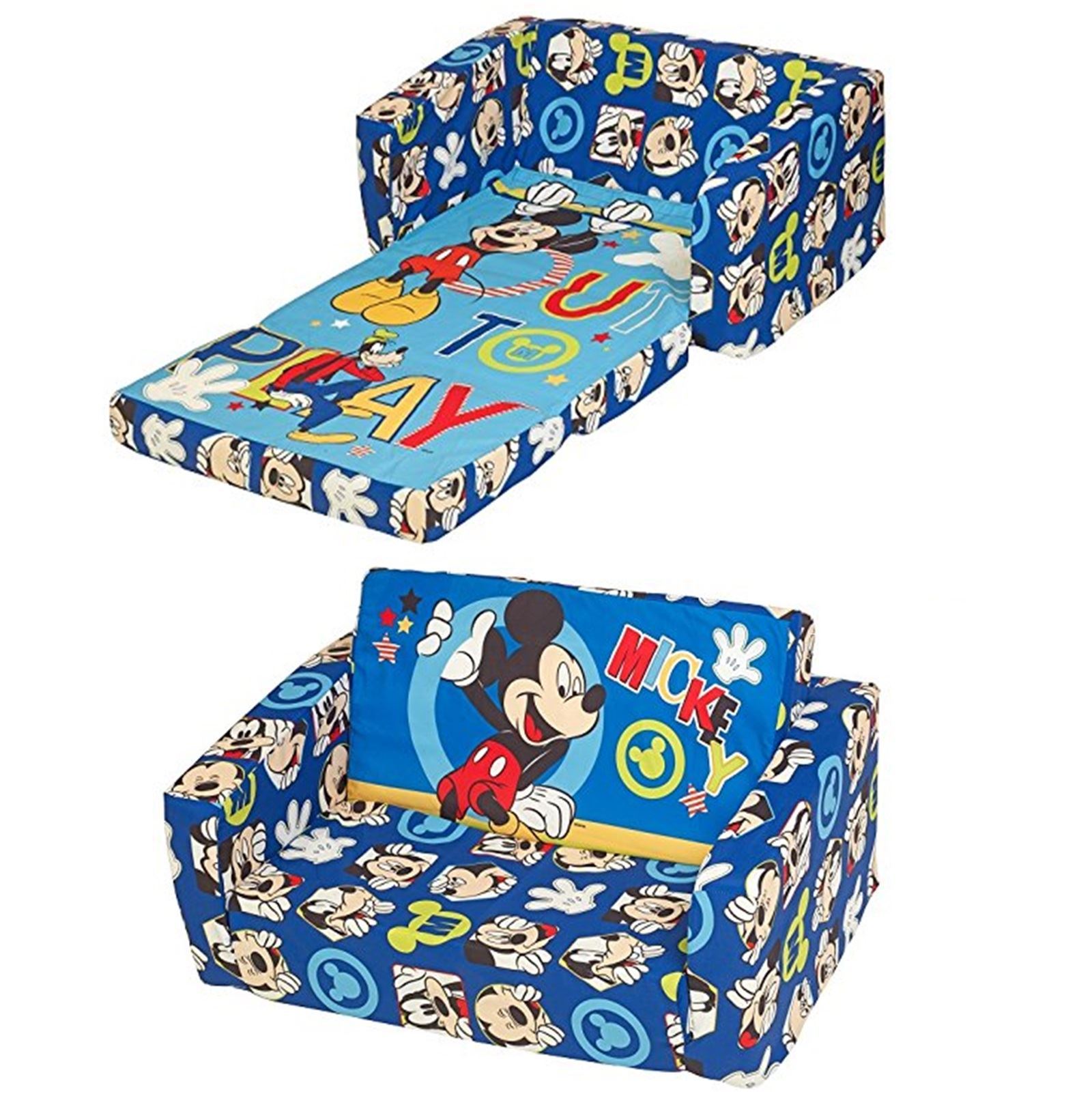 disney princess flip out sofa design sofabord childrens double foam settee kids