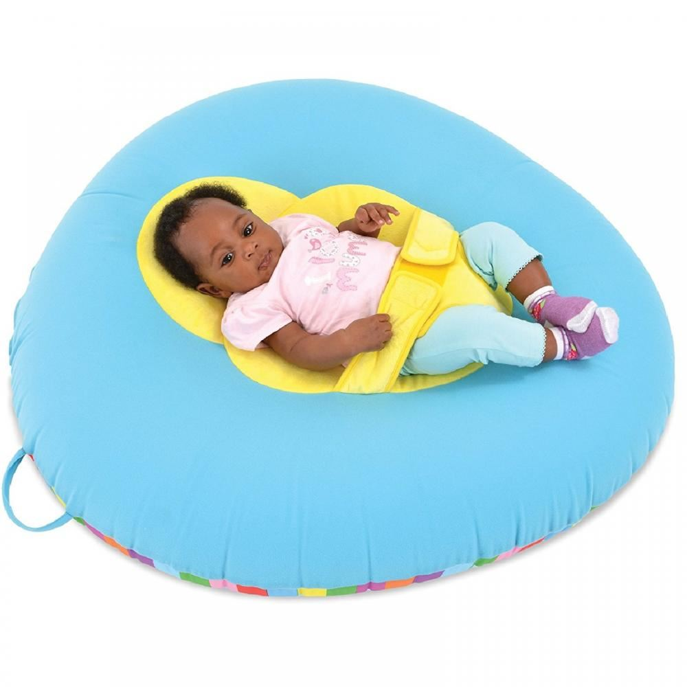 baby blow up ring chair the outlet portland oregon galt inflatable playnest 2in1 bed play toy seat support