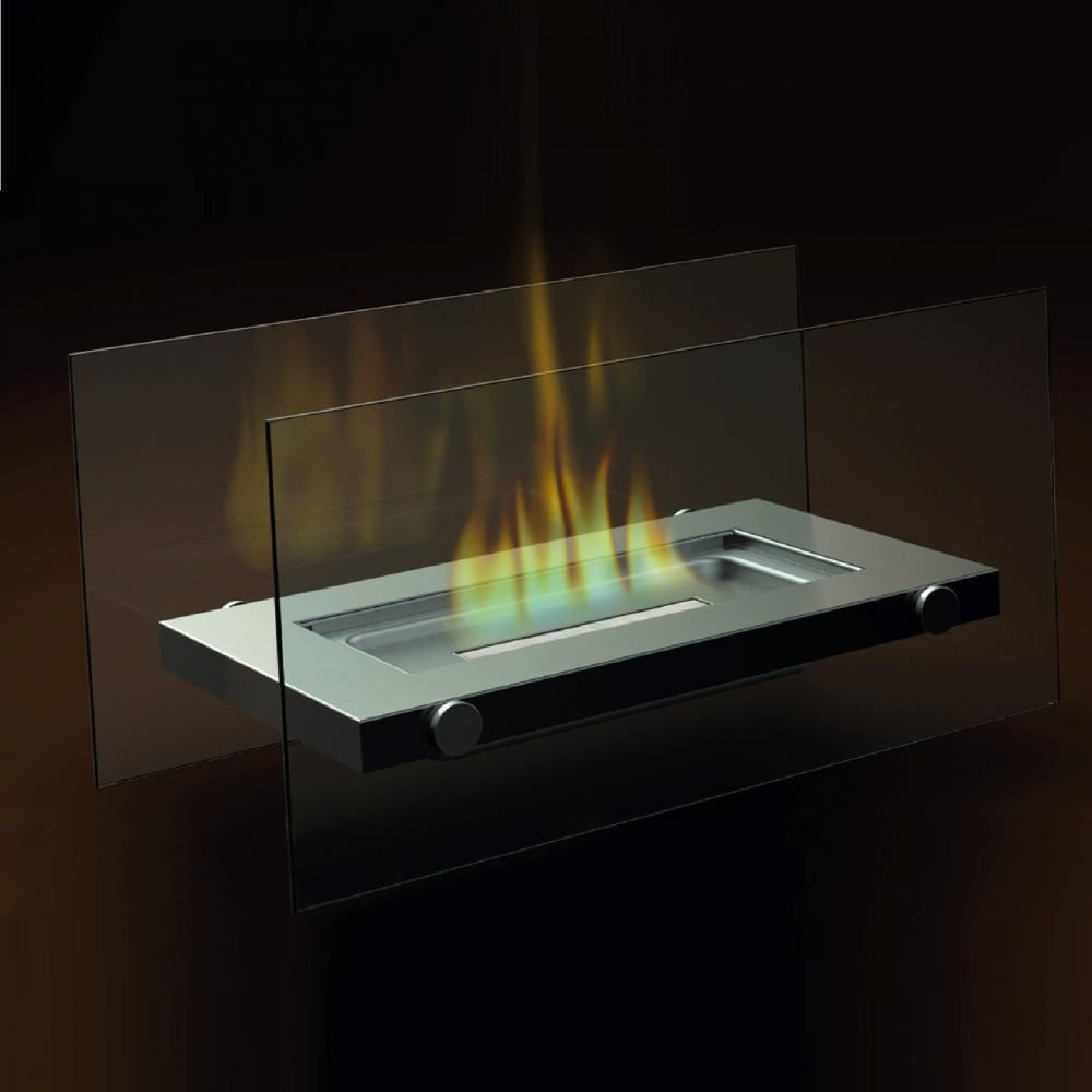 Bio ethanol fireplace Indoor Outdoor Portable Camping Table Top Fire Burner New  eBay