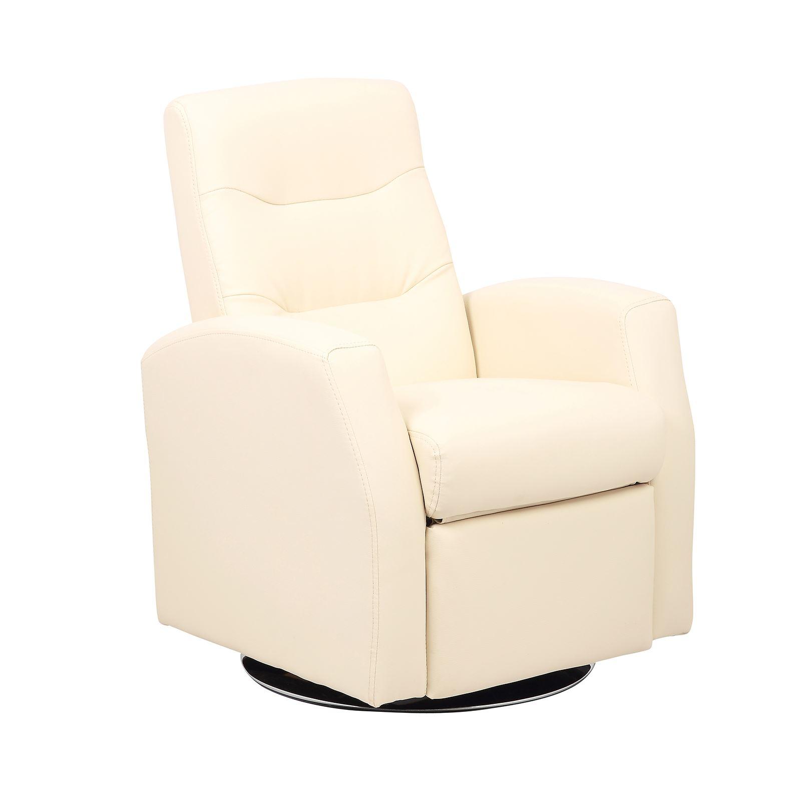 Luxury Kids Reclining Swivel Chair Childrens Comfortable