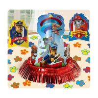 Paw Patrol Table Decorating Kit Birthday Party