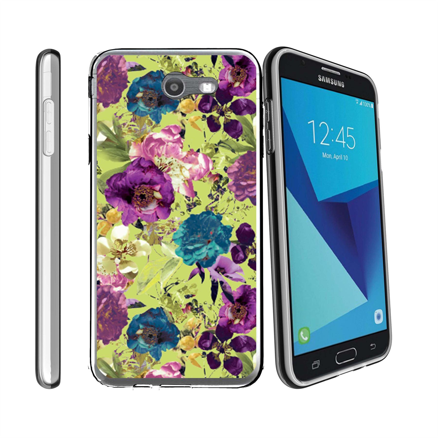 For Samsung Galaxy J7 V   J7 (2017)   Perx   Sky Pro Clear TPU Case Butterfly   eBay