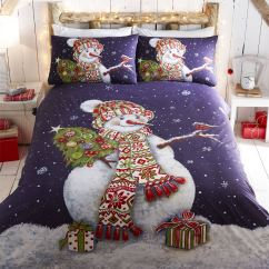 Chair Covers At Christmas Tree Shop Bent Wood Manufacturers Father Santa Duvet Quilt Cover Bedding Set