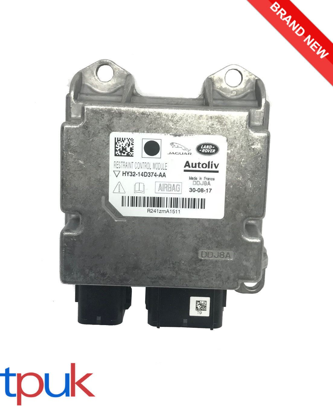 hight resolution of land range rover restraint control module air bag ecu sport evoque discovery