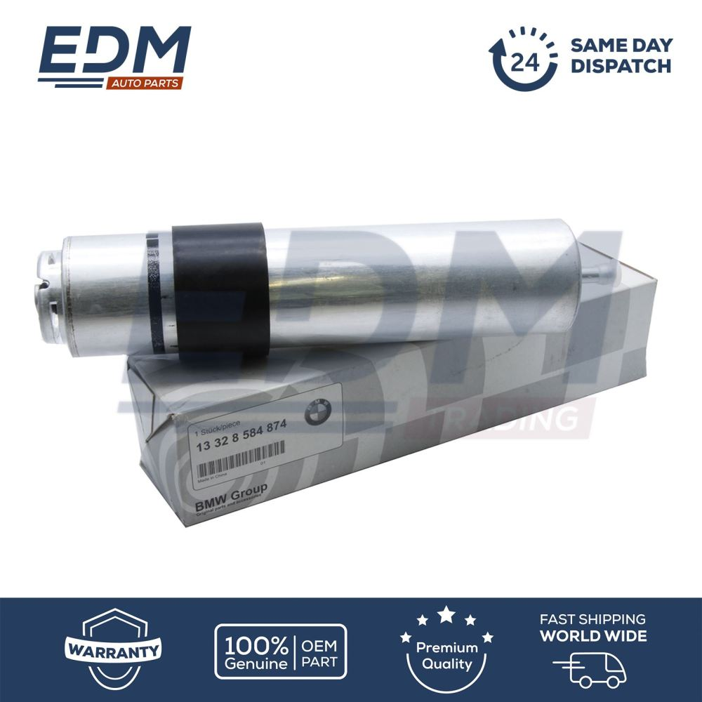 medium resolution of details about oem bmw fuel filter for x1 e84 x3 f25 x4 f26 xdrive 18 20 25 30 35d 13328584874