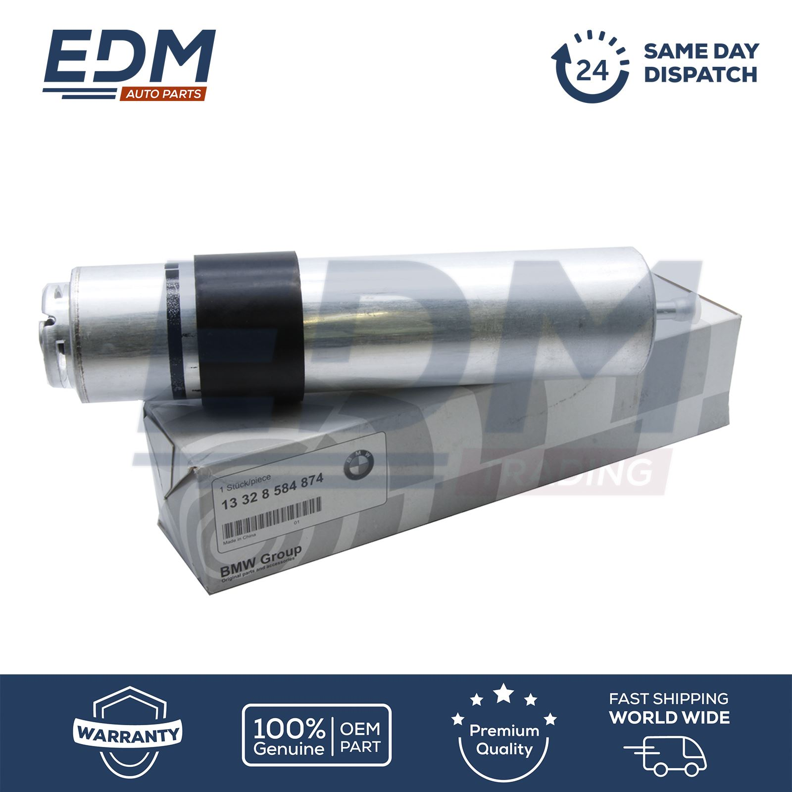 hight resolution of details about oem bmw fuel filter for x1 e84 x3 f25 x4 f26 xdrive 18 20 25 30 35d 13328584874