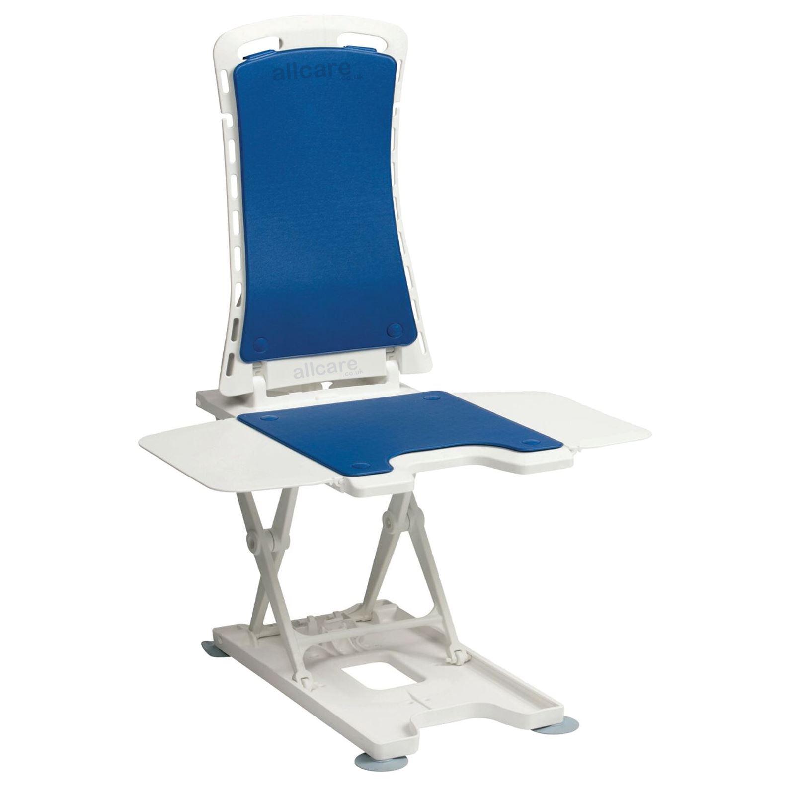 Bellavita Battery Power Bath Lift Chair Portable Reclining