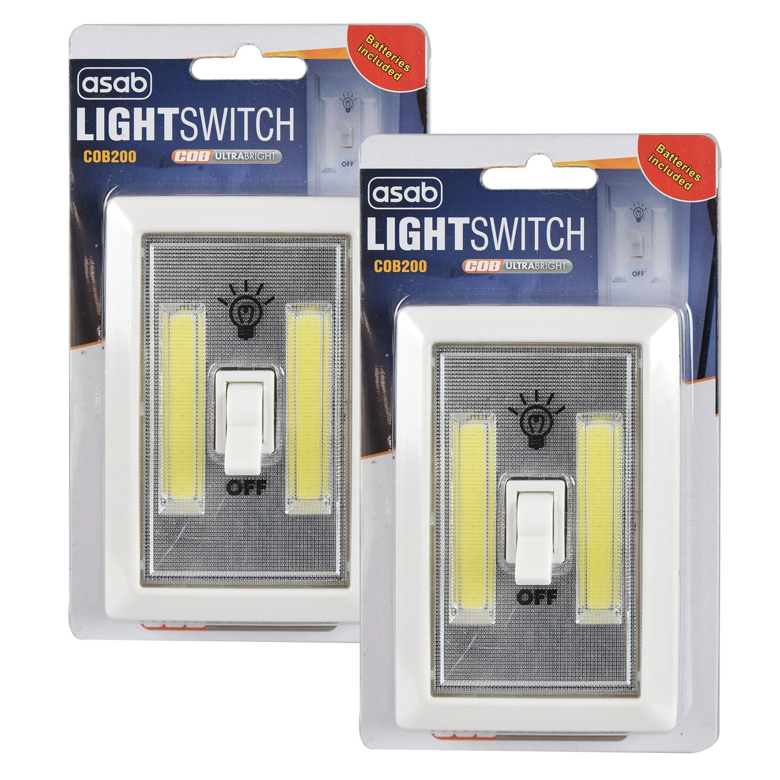 Battery Operated Light Switch