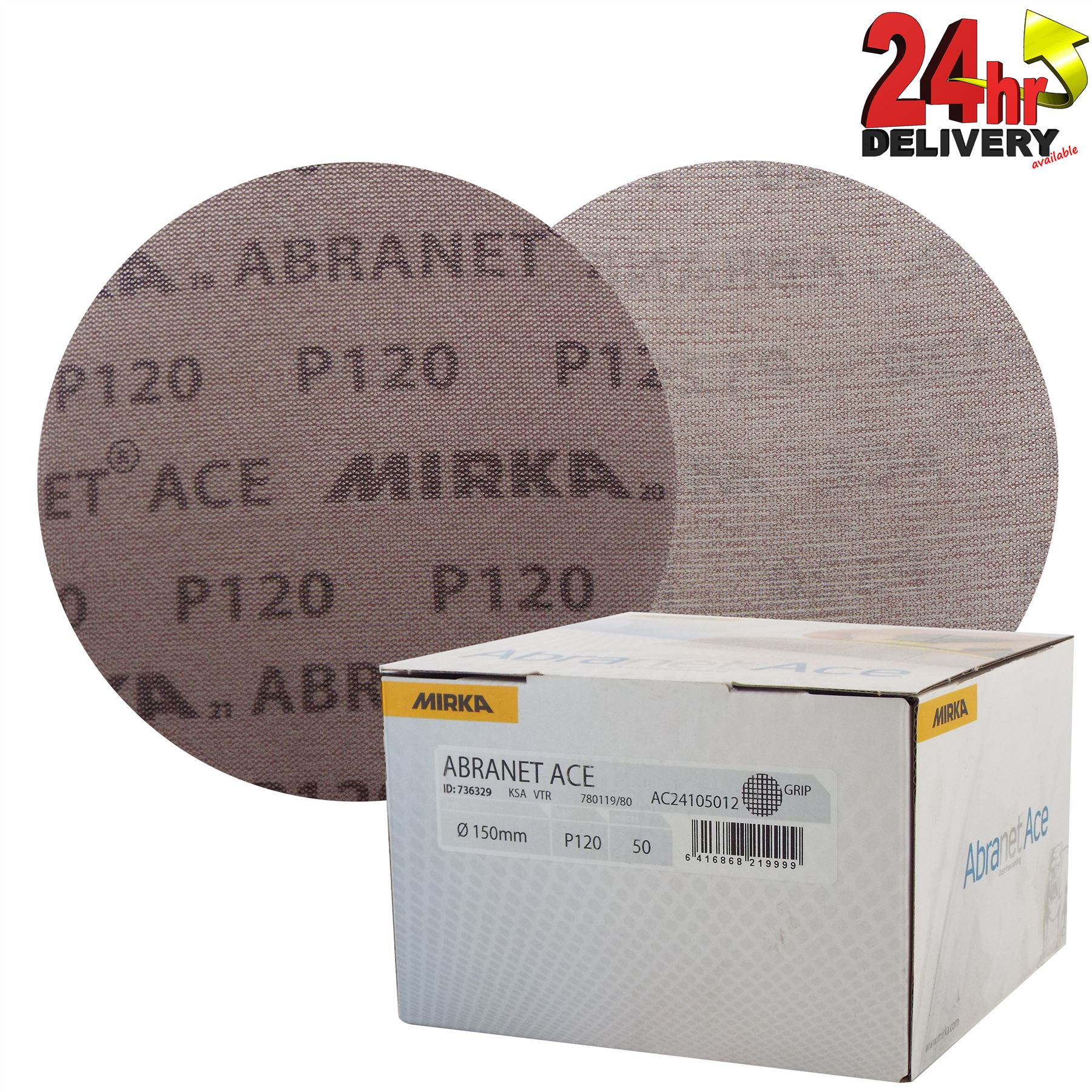 Abranet Ace 150mm