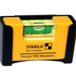 item description stabila pro pocket electricians magnetic spirit level belt clip holder fuse box [ 920 x 920 Pixel ]