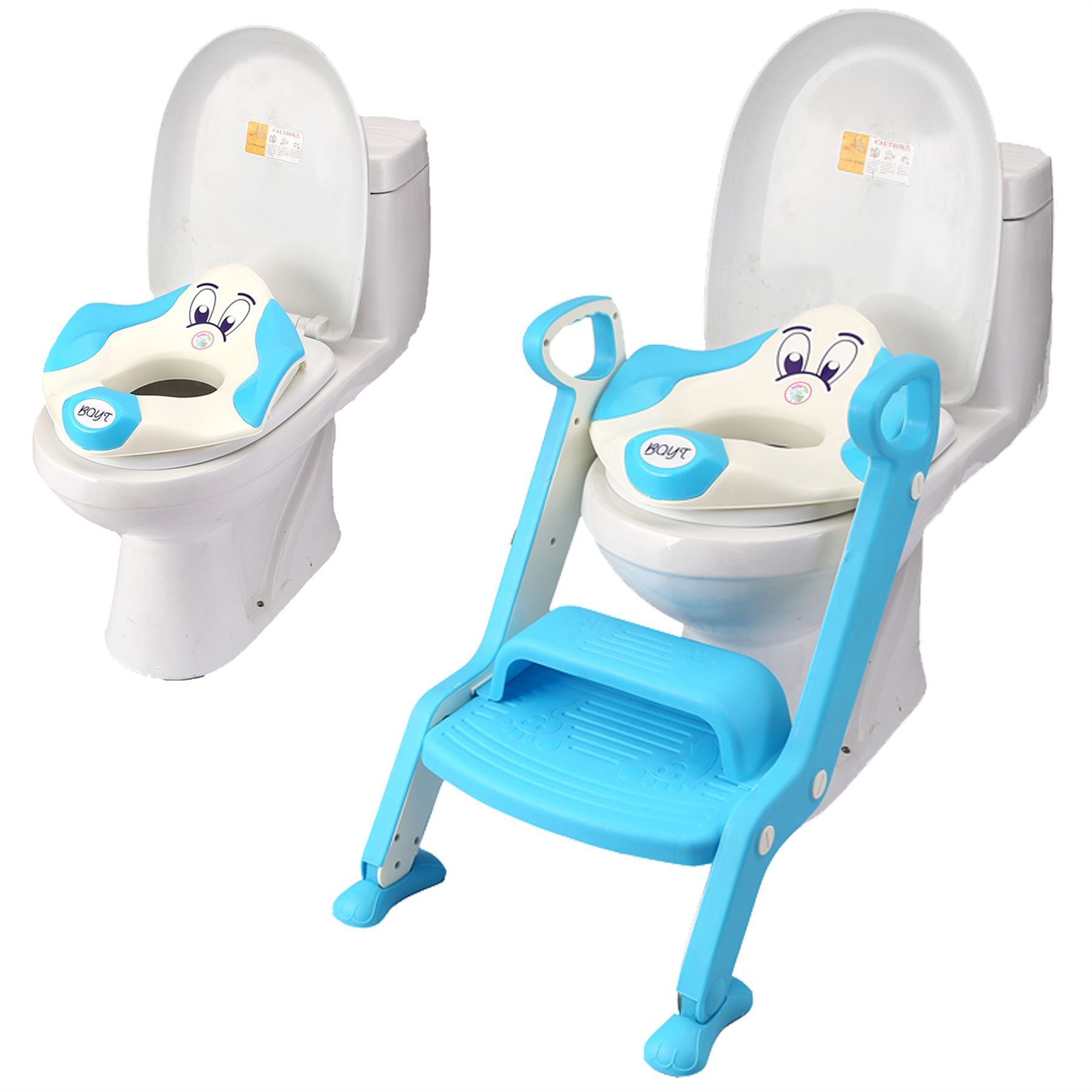 stool chair for toilet white wedding covers uk baby toddler training potty seat 2 step ladder
